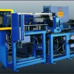 Tube shearing machine